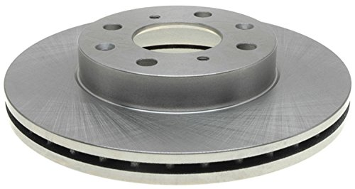 ACDelco 18A413A Advantage Non-Coated Front Disc Brake Rotor