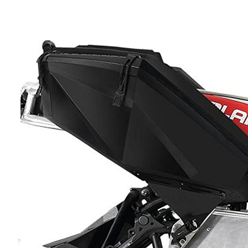 Genuine Pure Polaris Snowmobile Switchback Cargo Rack Saddlebags pt 2878720